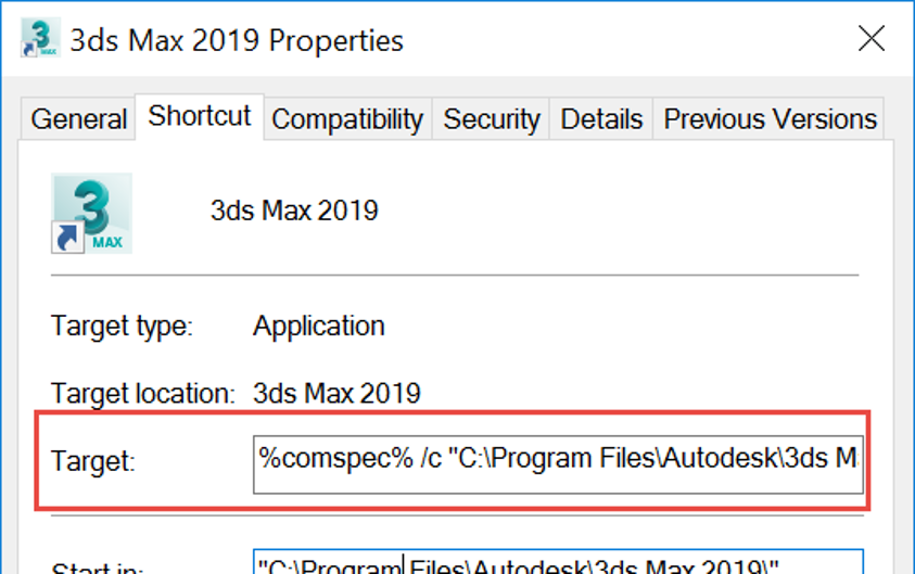 Sự cố khi chạy 3Ds Max trên máy tính xách tay Dell có tích hợp đồ họa Intel